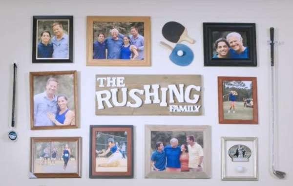 Meet The Rushing Family