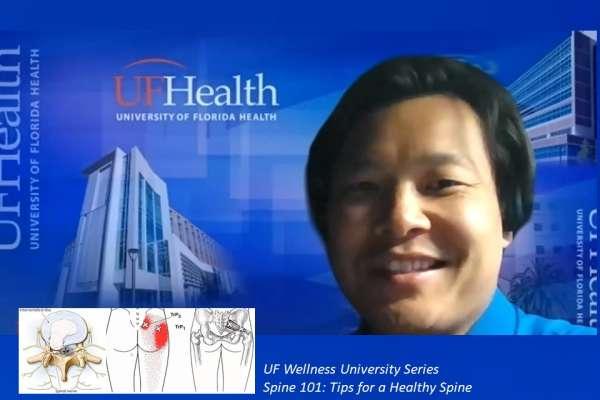 Dr. Sein talking