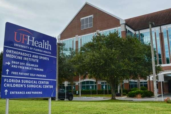 UF Health Orthopaedics and Sports Medicine Institute-Photo Credit Houston Harwood