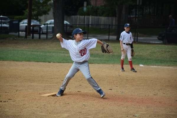 Youth Pitching (Photo Credit Washington Post: Amy Joyce)